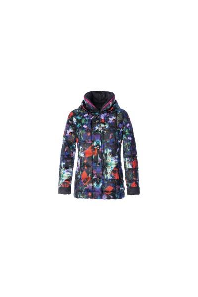 Куртка женская двусторонняя, синтепон, арт. 03102, Steinberg, Австрия