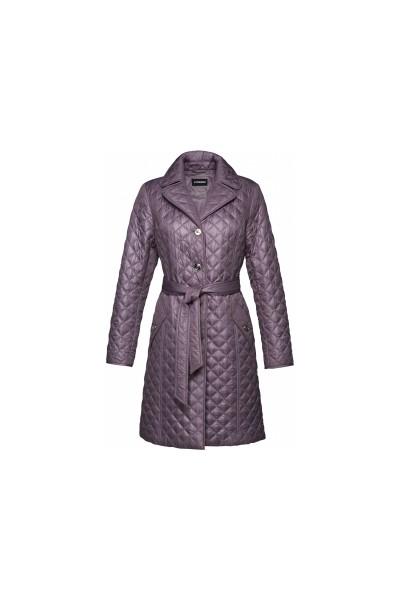 Пальто женское, стеганное, синтепон