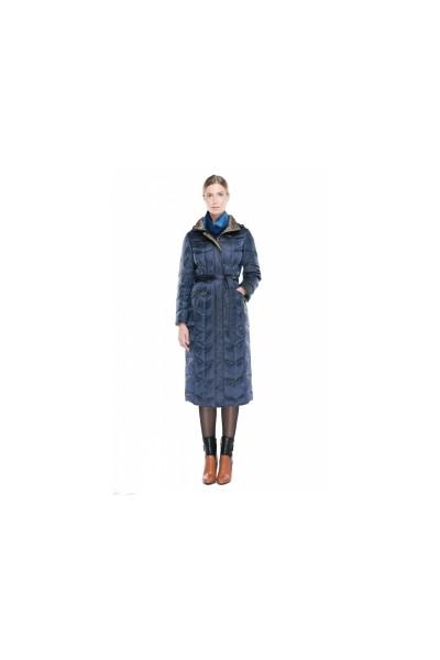 Женское пуховое пальто, арт.1106, Steinberg, Австрия