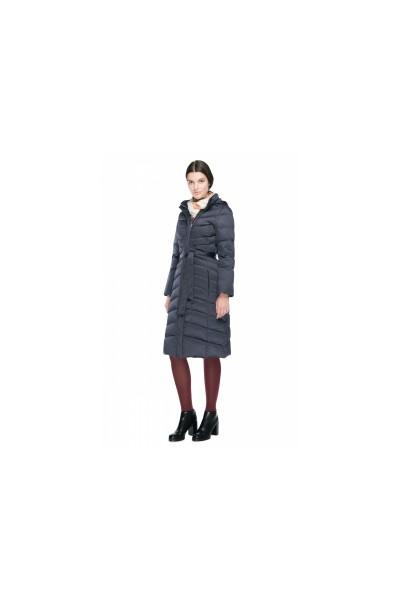 Женское пуховое пальто, арт.1110, Steinberg, Австрия