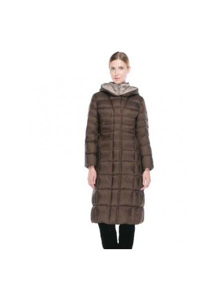 Женское пуховое пальто, ар. 01115, Steinberg, Австрия