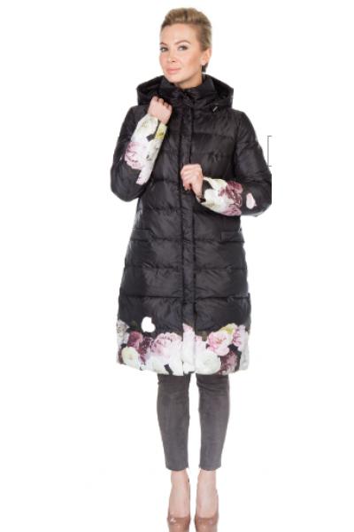 Женское пуховое пальто арт. 1122, Steinberg, Австрия