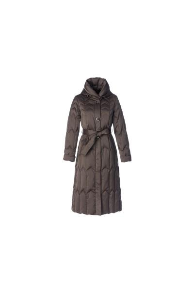 Пальто женское, пух арт. 01053,  Steinberg, Австрия