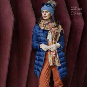 Куртка женская, искуственный пух, арт. 1295, Steinberg, Австрия