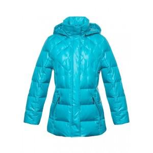 Куртка пуховая женская, цвет только СЕРЕБРЯНЫЙ ЛЕОПАРД, арт. 3020, Steinberg, Австрия