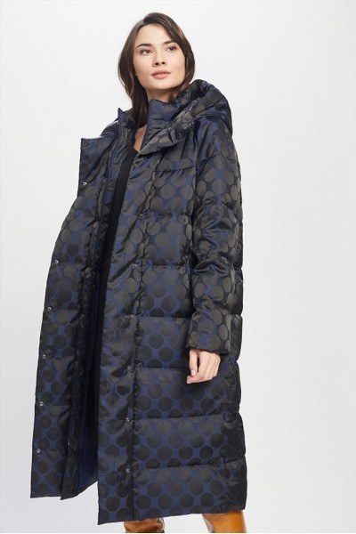 Пуховое пальто, арт. 01331, Steinberg, Австрия